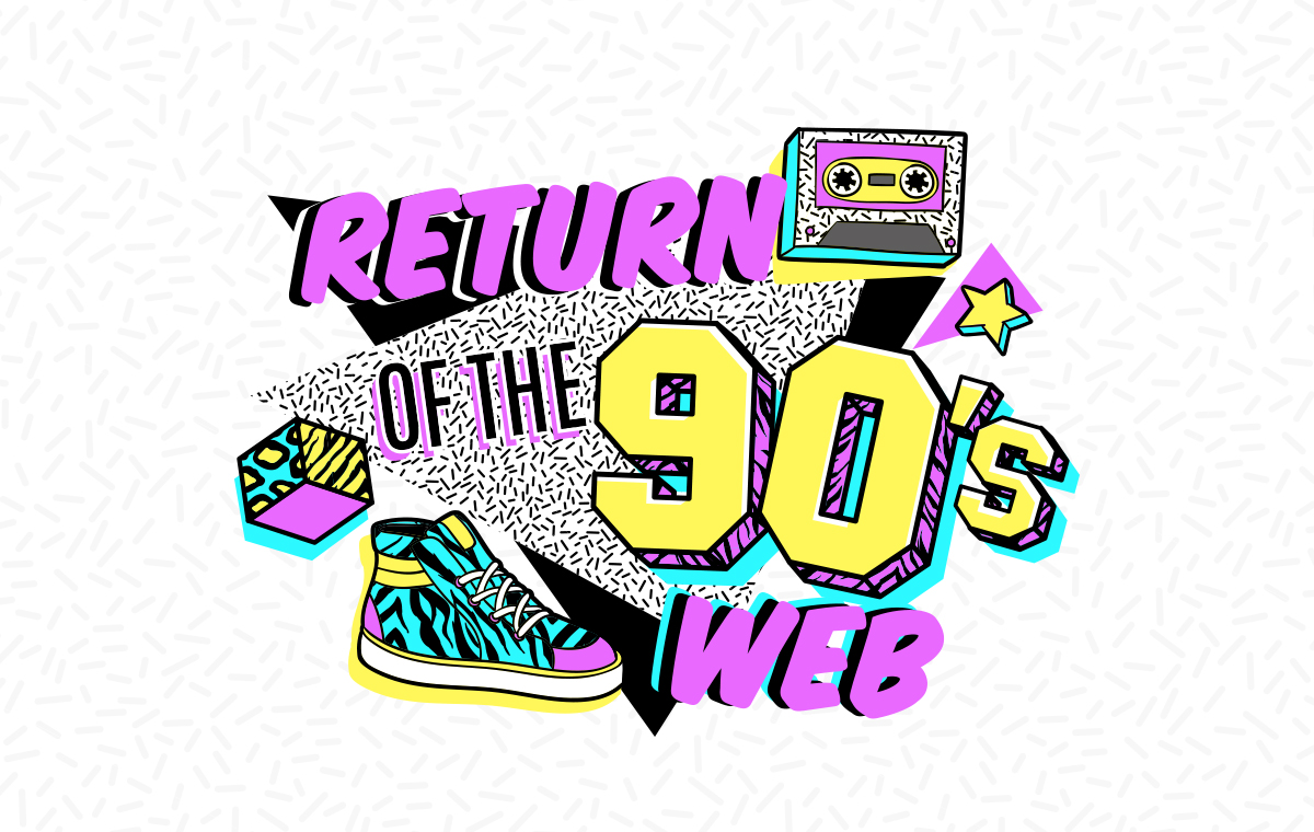 The Return of the 90s Web | Max Böck